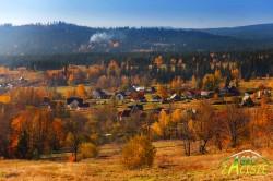 Jesień w Zubrzycy
