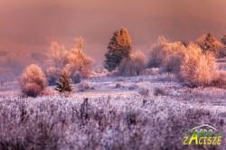 Zima na Orawie